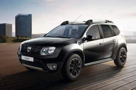 《Dacia Duster Black Touch》崭新旗舰帅气降临